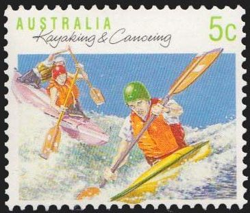 Australia 1990 Sports (2nd Serie)