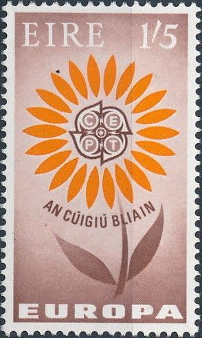 Ireland 1964 Europa b.jpg