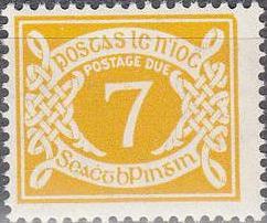 Ireland 1971 Postage Due Stamps f.jpg