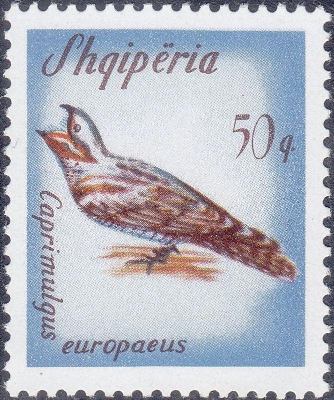Albania 1965 Migratory Birds f.jpg