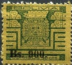Bolivia 1960 Designs from Gate of the Sun n.jpg