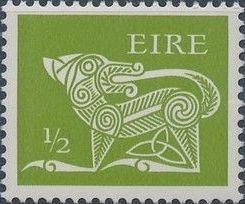 Ireland 1971 Old Irish Animal Symbols a.jpg
