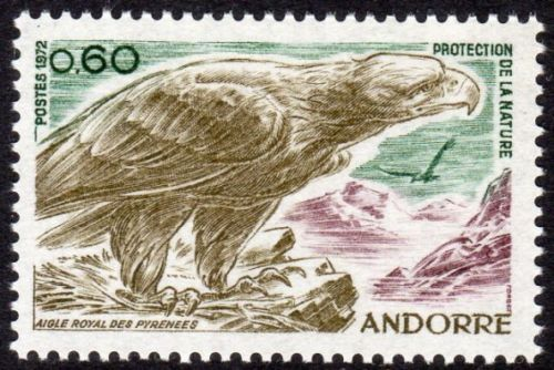 Andorra-French 1972 Nature Protection