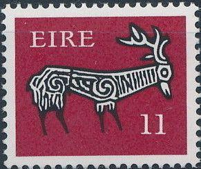 Ireland 1976 Old Irish Animal Symbols d.jpg