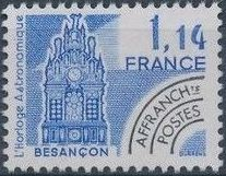France 1981 Historic Monuments - Pre-cancelled (3rd Issue) b.jpg