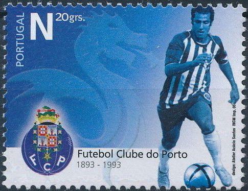 Portugal 2005 Centennial football clubs