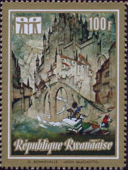 Rwanda 1973 International Book Year - Paintings h.jpg