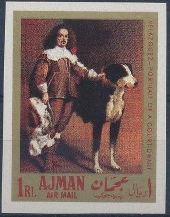 Ajman 1968 Paintings by Diego Rodriguez de Silva y Velazquez f.jpg