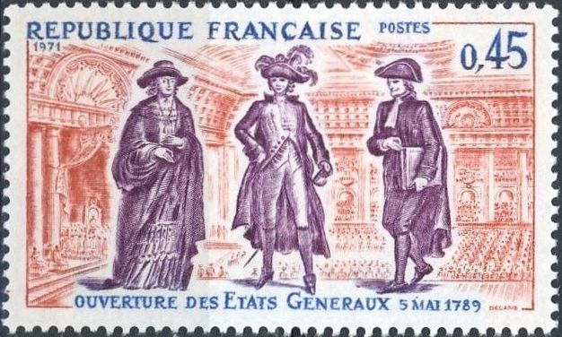 France 1971 History of France