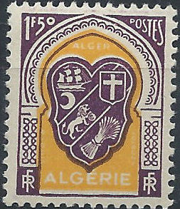 Algeria 1947 Coat of Arms (1st Group) f.jpg