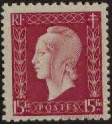 France 1945 Marianne de Dulac (2nd Issue) q.jpg