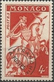 Monaco 1954 Knight
