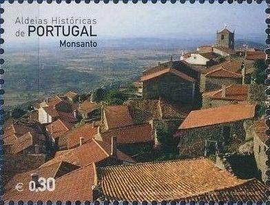 Portugal 2005 Portuguese Historic Villages (2nd Group) q.jpg