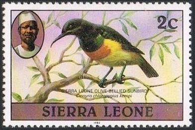 Sierra Leone 1982 Birds from 1980 Imprint 1982 b.jpg