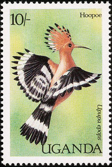 Uganda 1987 Birds of Uganda b.jpg