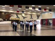 KPHS armed ex drill team