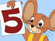 JumpStart Characters Cecil The Mouse