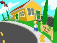 1c school outside