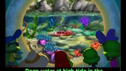 Tide Pool Sing Along