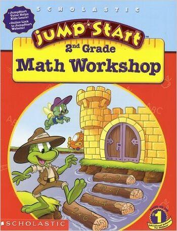 Image of JumpStart 2nd Grade Math Workshop.