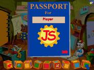 Pres-new passport book