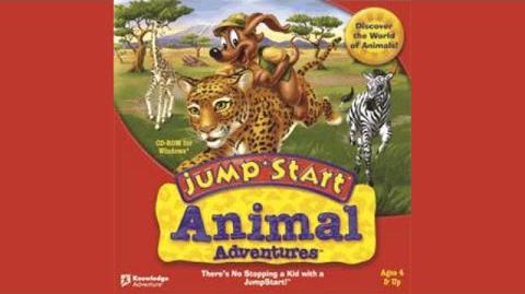 JumpStart Animal Adventures (2002) - Game Intro