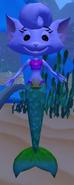 Kat the mermaid