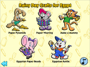 Ex egypt crafts