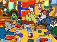 Ex amundsen dinner