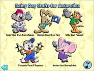 Ex antarctica crafts