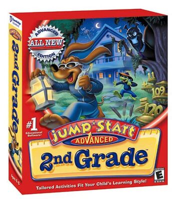 Image of JumpStart Advanced 2nd Grade: Fundamentals.