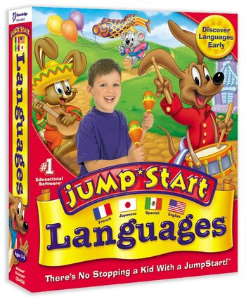 Image of JumpStart Languages.