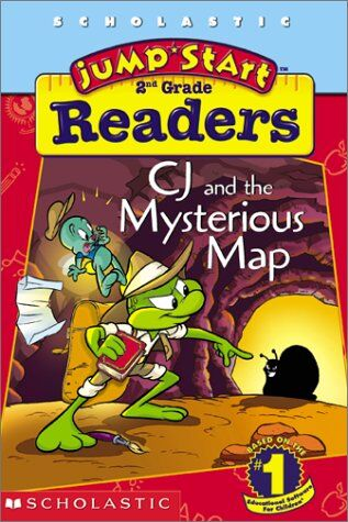 Image of JumpStart 2nd Grade Readers: CJ and the Mysterious Map.