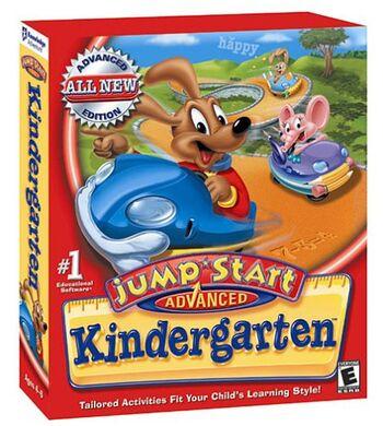 Image of JumpStart Advanced Kindergarten: Fundamentals.