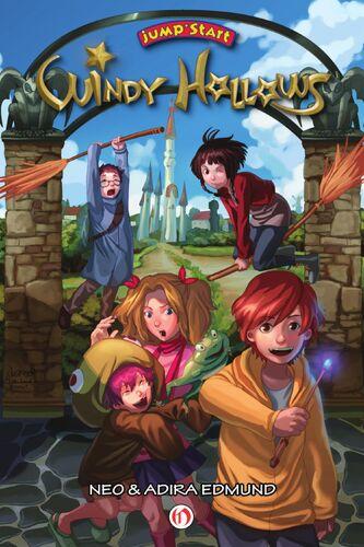 Image of JumpStart Windy Hollows (graphic novel).