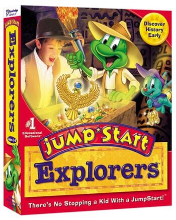 Image of JumpStart Explorers.