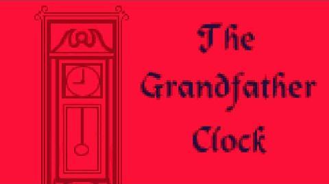 JumpStart 1st Grade (1995) - The Grandfather Clock Book
