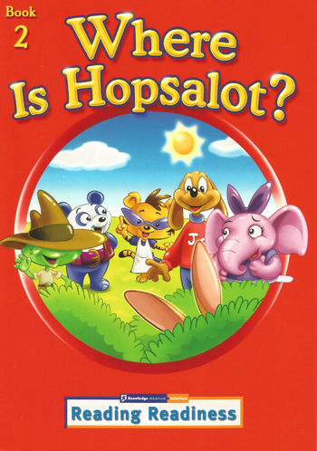 Image of Where Is Hopsalot?.