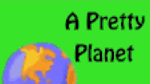JumpStart 1st Grade (1995) - A Pretty Planet Book