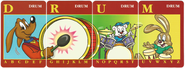 Js-abc-card-game-drum
