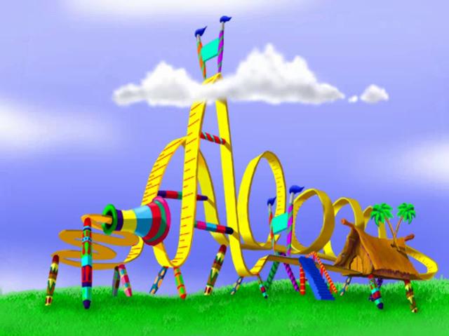 JumpStart Artist - Roller Coaster of Lines