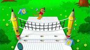 Catminton (JumpStart Web Game)