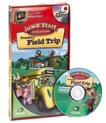 Image of JumpStart PreK-1st Grade: Frankie's Field Trip.