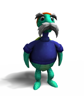 Image of Cappy.