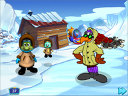 Ex antarctica