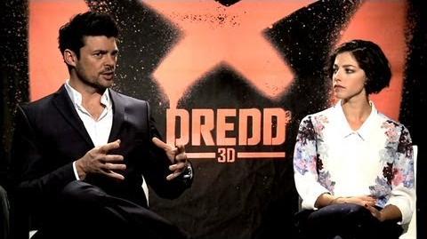 Dredd - Karl Urban and Olivia Thirlby Interview (JoBlo