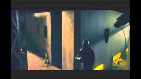 Dredd (2012) - Dredd vs