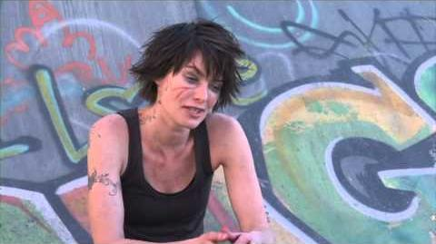 Lena Headey talks about Dredd (2012)