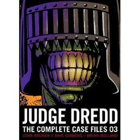 Judge Dredd Case Files 03
