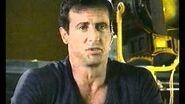 2000AD Judge Dredd - Sylvester Stallone Interview 1995